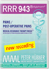 RRR 943 Pains / Post-Operative Pains